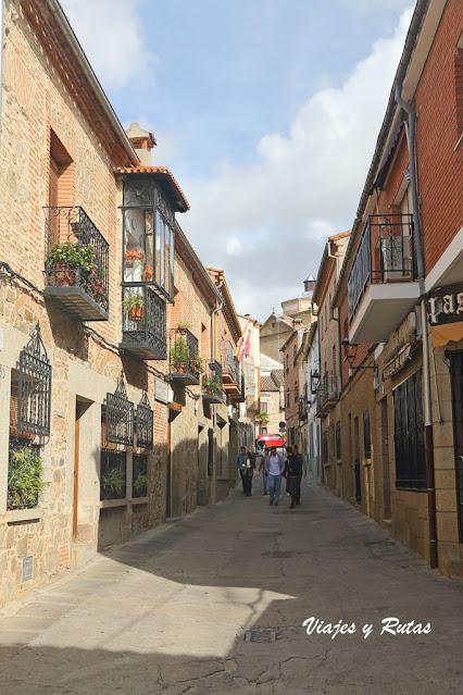 Calles de Oropesa