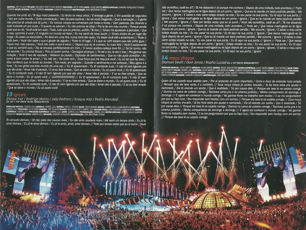 DVD: Luan Santana - VIVA - Ao Vivo em Salvador (CD+DVD)