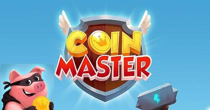 Giros grátis em Coin Master Recompensas de hoje - 12/08/2021
