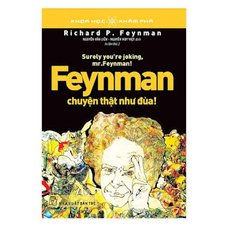 Feynman Chuyện Thật Như Đùa (Tái Bản) ebook PDF-EPUB-AWZ3-PRC-MOBI
