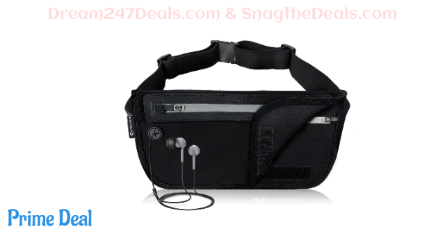 55%OFF Waist Pack,CAMTOA Adjustable Waist Bag