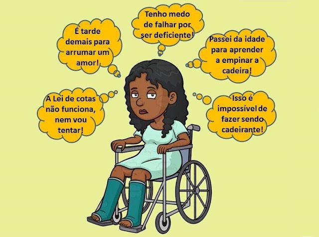 Mulher com Deficiência: Livre-se de vez das crenças limitantes!