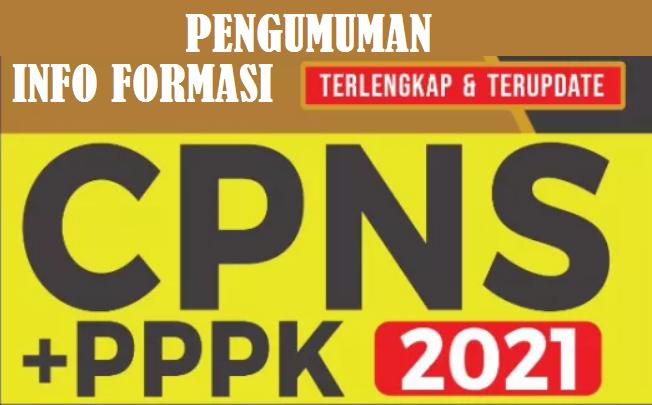 Download Pengumuman Formasi CPNS dan PPPK (P3K) Kemenag, Kemendikbud, Kemendikbudristek, Kejaksaan Tahun 2021 pdf