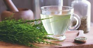 Horsetail tea for Strengthen Weak Legs at Home