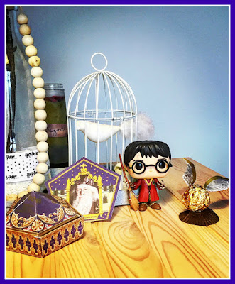 Golden snitches - Ferrero Rocher - Harry Potter Party Decorations