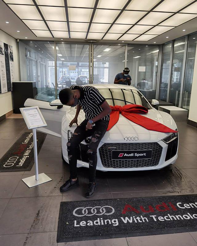 Audi Company Where Zodwa Wabantu's Ex-Boyfriend Vusi Claims He Bought Car Speaks Out!