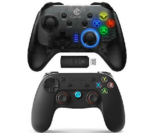 GameSir Wireless Game Controllers - T4 Bluetooth Gaming Pads