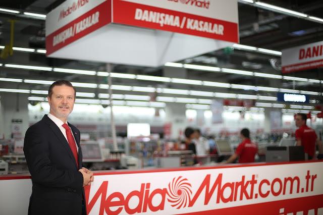 MediaMarkt Bursa'nın en büyüğü oldu