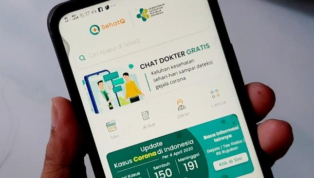 Lengkapnya Fiture Aplikasi SehatQ.com Untuk Kesehatan