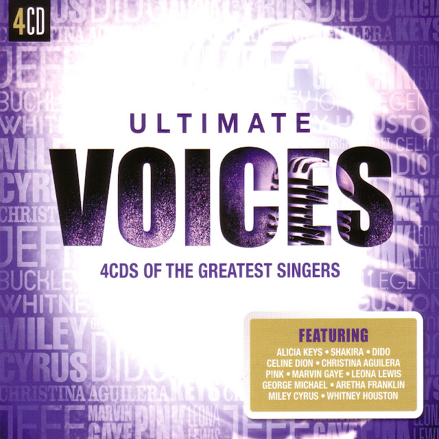 Download [Mp3]-[Hot Pick Album] The Greatest singer of VA – Ultimate Voices (2016) @320kbps 4shared By Pleng-mun.com