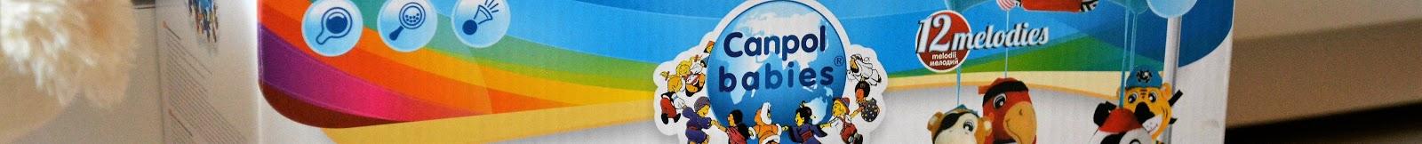 Muzykalni piraci- karuzela z pozytywką canpol babies- opinia