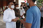 BLT APBD Kota Denpasar Sudah  100 Persen Masuk Ke Rekening Penerima
