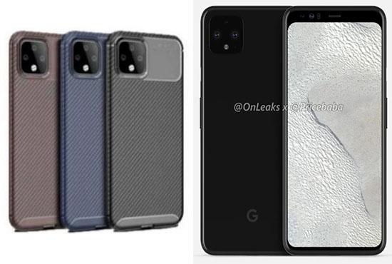 vazamentos design pixel 4