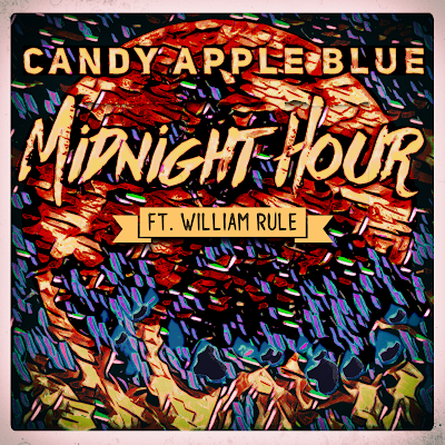 Candy Apple Blue Midnight Hour William Rule