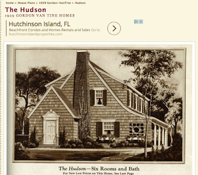 Gordon Van Tine Hudson 1929 catalog AntiqueHome.org