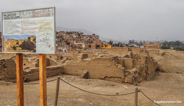 Sítio Arqueológico de Pachacamac, Lima, Peru
