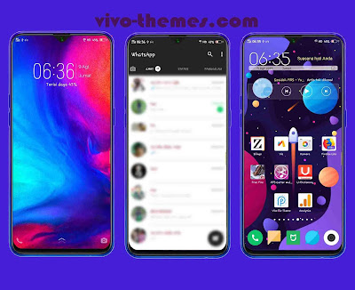 Xiaomi Note Theme For Vivo Android Phone