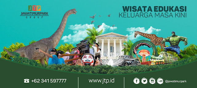 Info Lengkap Harga Tiket Jawa Timur Park