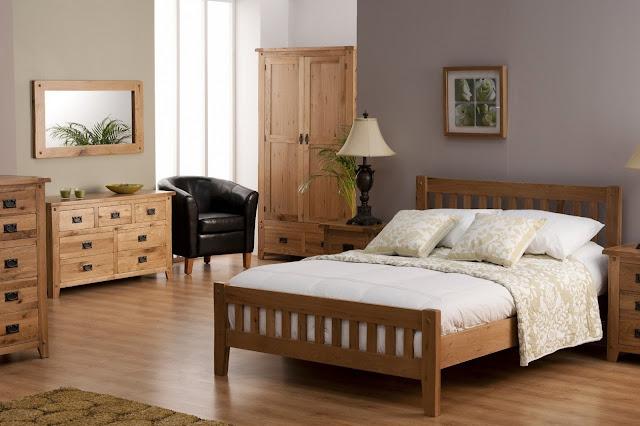 bedroom design ideas with oak furniture