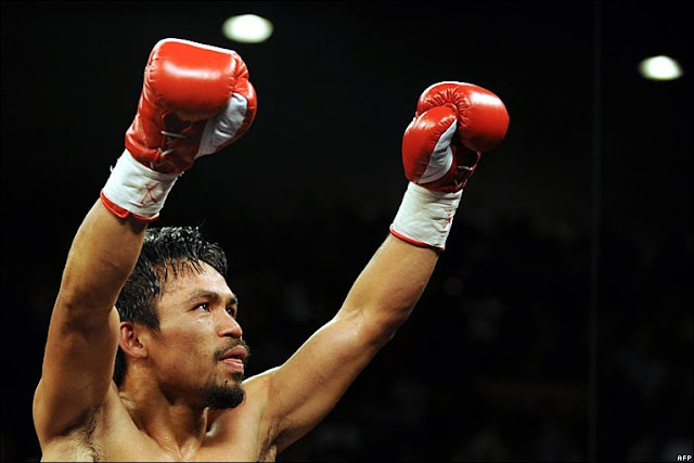 Manny Pacquiao vs. Bradley