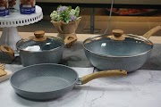 KELEBIHAN SET PERIUK MEMASAK LITTLE HOMES JO'S MARBLE