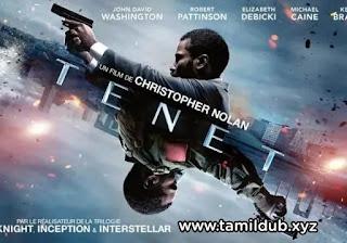 Tenet Tamil Dubbed Movie
