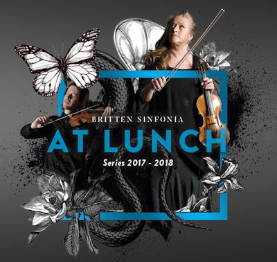Britten Sinfonia - At Lunch - 2017-18