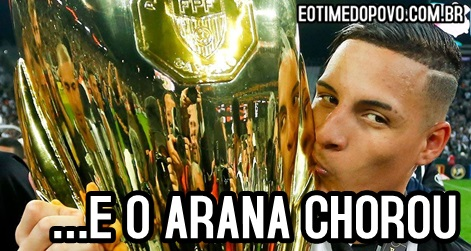 Arana Corinthians 2019