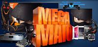 Promoção Mega Maio KaBuM! 13 anos 13 prêmios