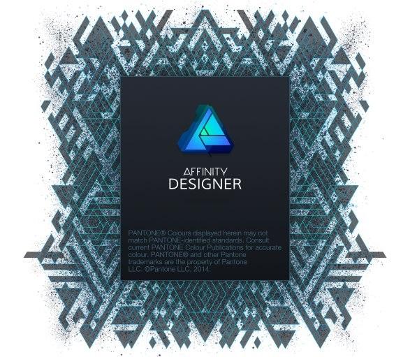 Serif Affinity Designer 1.6.3.99 poster box cover