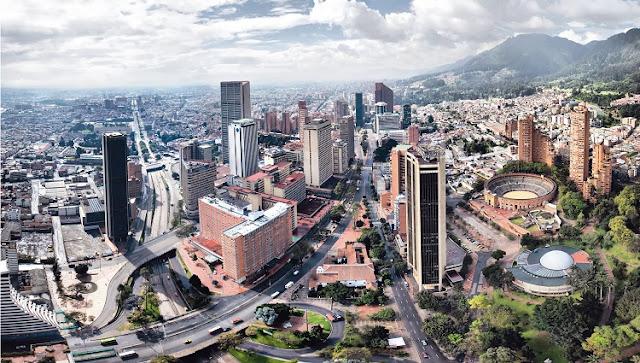 Aluguel de carro em Bogotá