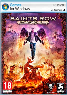 Saints Row Gat out of Hell PC [Full] Español [MEGA]