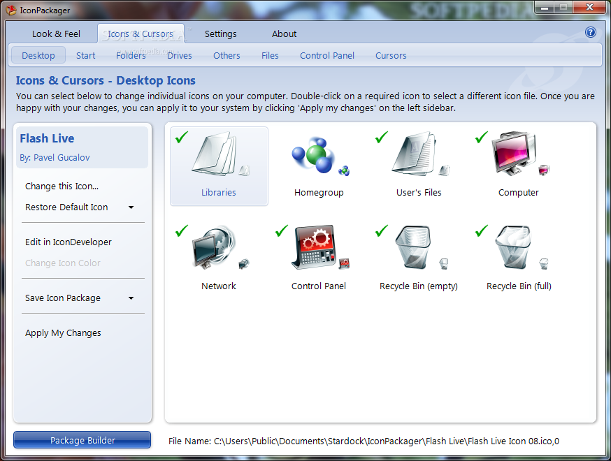 Windows 7 icons for xp iconpackager / Catnip online uk