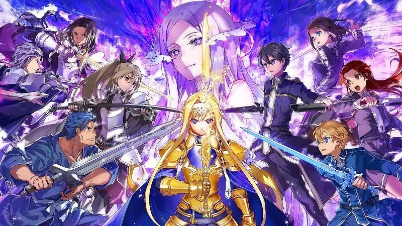 ادخل إلى Sword Art Online واختبر قصة من الأرواح النبيلة ...