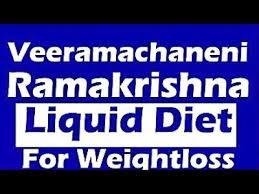 Vrk Diet Liquid Diet