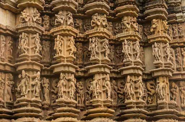 Detalle templo Chitragupta