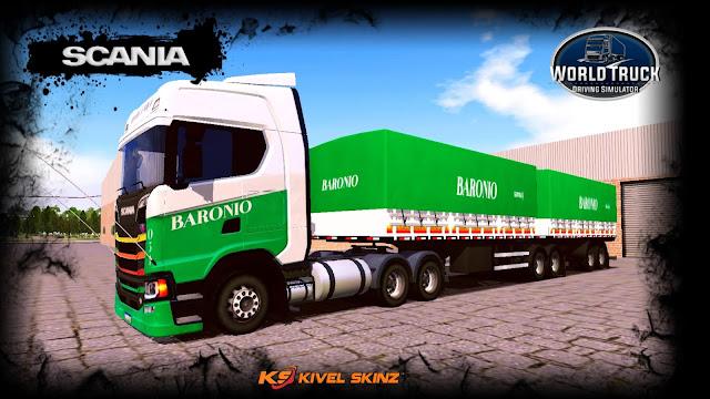SCANIA S730 - BARONIO TRANSPORTES