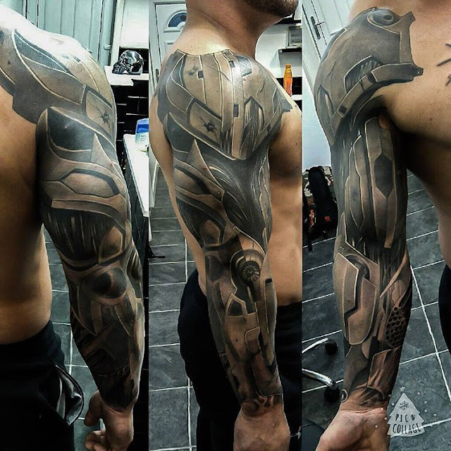 Fantastic Sleeve Tattoos For Men