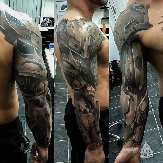Fantastic Sleeve Tattoos For Men