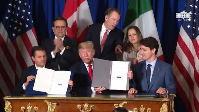 Mexicanos llaman a boicot por amenazas arancelarias de Trump