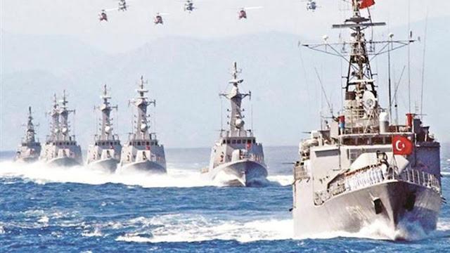 Η Τουρκία εξέδωσε NAVTEX για πρώτη φορά νότια της Κρήτης και της Γαύδου