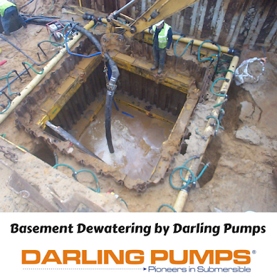 Dewatering Submersible Pumps | India