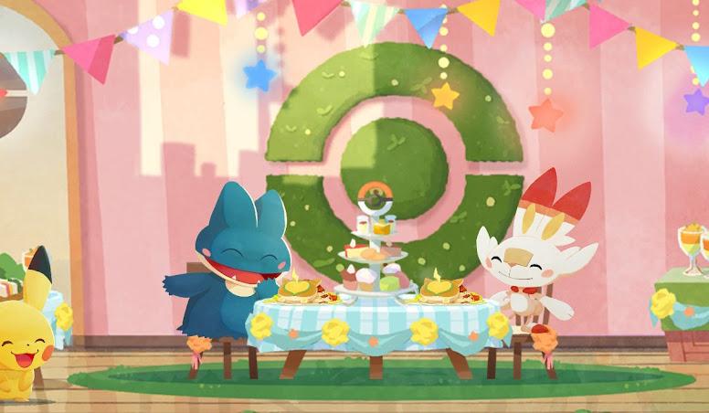 Pokémon Café Mix - Party Time