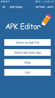 Cara edit aplikasi topindo