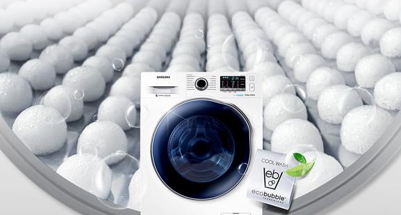 Máy giặt Samsung WD10K6410OS/SV
