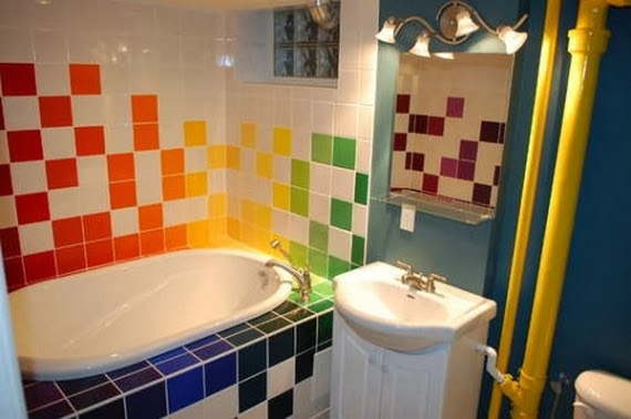 kids bathroom tiles picture