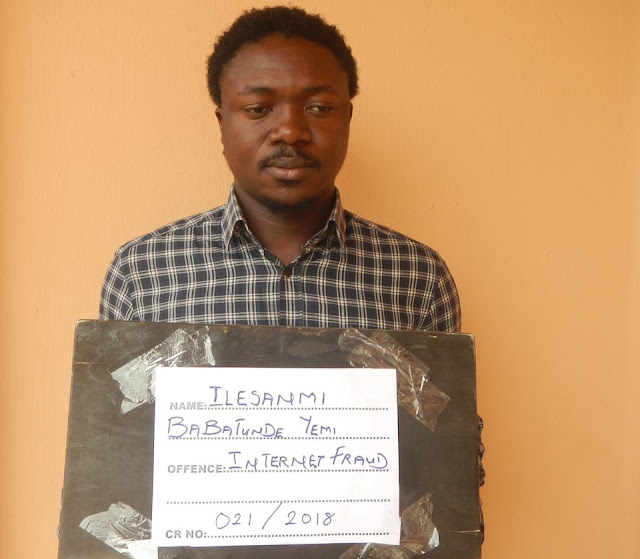Yahoo Boy' Who Posed As Us Army Officer To Scam Ladies Get