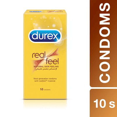 Buy Durex Real Feel Condoms 10pcs Pack Online in Pakistan