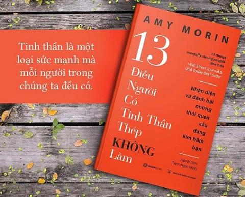 13 điều người có tinh thần thép không làm (13 things mentally strong people don't do)
