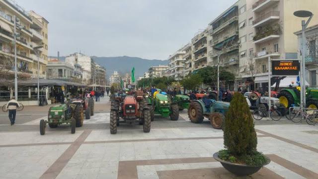 «Άμεσα μέτρα στήριξης του εισοδήματος των αγροτών» ζητάει ο Θανάσης Πετράκος